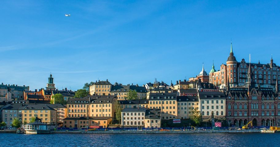 moving to stockholm, sweden