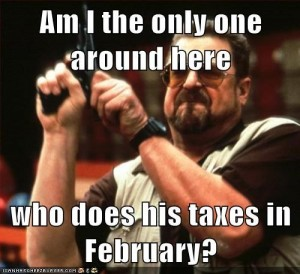 tax day memes